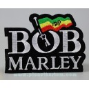 Patch ecusson thermocollant Bob Marley Rasta