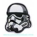 Patch ecusson casque stormtrooper star wars