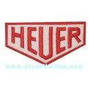 Patch ecusson thermocollant heuer racing drag