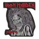 Patch ecusson thermocollant iron maiden band killers heavy metal USA