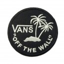 Patch ecusson vans themocollant off the wall surf palmiers