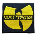 Patch ecusson thermocollant wu-tang hip hop band usa