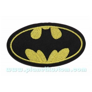 Patch ecusson thermocollant Batman comics super héro