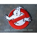 Patch ecusson ghot buster SOS fantom ghostbuster geek gauche