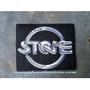 Patch ecusson thermocollant stone