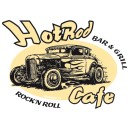 Sticker Bigdaddyjo Hotrod Café BIG1