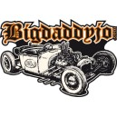 Sticker Bigdaddyjo hot Rod 27 lake BIG16