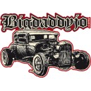 Sticker Bigdaddyjo hot Rod 32 coupé BIG17
