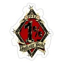 Sticker 1 % 1947 hollister bash d.Vicente 13