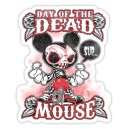 Sticker day of the dead mouse dia de los muertos 19