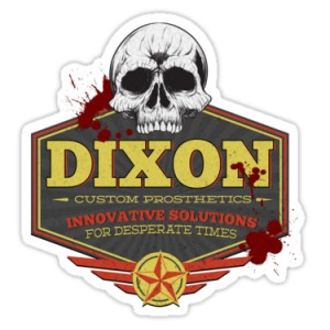 Sticker dixon custom prothetics innovative solution skull 4