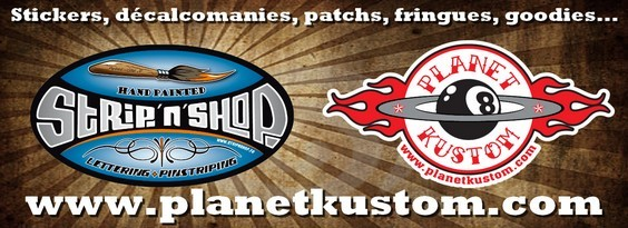 Stickers pin up, Water decals, Planet kustom shop all about kustom kulture !